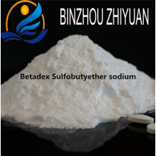 Leading Manufacturer for White Sulfobutyl Beta Cyclodextrin Sulfobutyl Beta Cyclodextrin CAS 182410-00-0 export to Denmark Wholesale