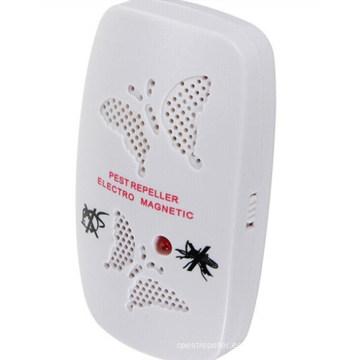 Control de Insectos Electro-Magnéticos con Rechazo de Plagas