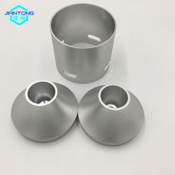 Alumínio de corte a laser de alumínio de peças de alumínio