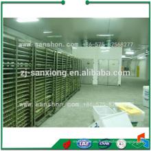 Secador de túneles SSJ / Bandejas deshidratadoras de acero inoxidable