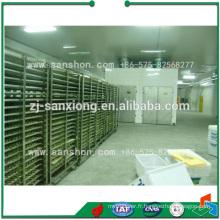 SSJ Tunnel Dryer / Stainless Air Dehydrator Trays