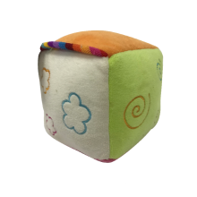 Plush Soft Toy Dice