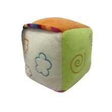Плюшевые мягкие игрушечные кубики