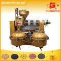 Expansor de óleo de soja máquina automática óleo modelo Yzlxq140