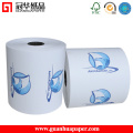 Rollo de papel térmico ISO 80mm