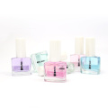 Transparent and Light Colors Top Coat Nail Polish