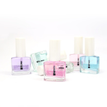 Transparente e claro cores Top Coat Nail Polish