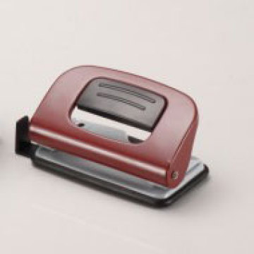Red 2 Hole Punch