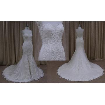 Mermaid Wedding Reception Dress