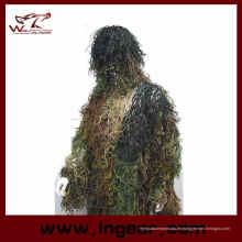 Jagd Airsoft Ghillie Suit taktische Ghillie Suit für Verkauf