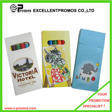 Promotional Hexagonal Kids Color Pencil Set in Colored Box (EP-P9076)