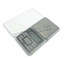 Precision 0.01gram Escala barata de la joyería del color de plata del silicón