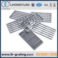 Galvanized Steel Stair Treads for Steel Structure Floor