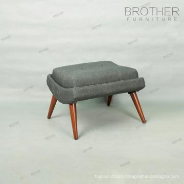 Luxury ottoman furniture tufted ottoman stool chair