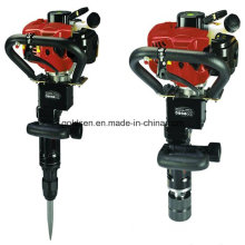 900W Double Function Portable Gasoline Powered Jack Hammer Pile Driver (GW8194-95)