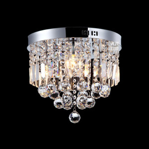 Factory Supplier for Crystal Modern Light small LED modern crystal chandeliers supply to Indonesia Suppliers