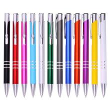 Click Action Aluminum Business Pens