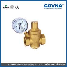 Forjado de latão de ar de vapor de água Redução da pressão do preço da válvula