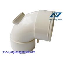 Система U-ПВХ дренажных труб монтаж плесень/плесень