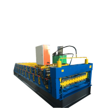 Digunakan Double Layer Roll Forming Machine