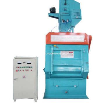 Q326c Dia. 650mm Rubber Belt Shot Blasting Machine