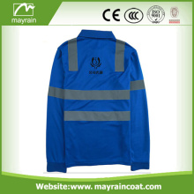 Venta al por mayor de Blue Reflective Safety Jackets