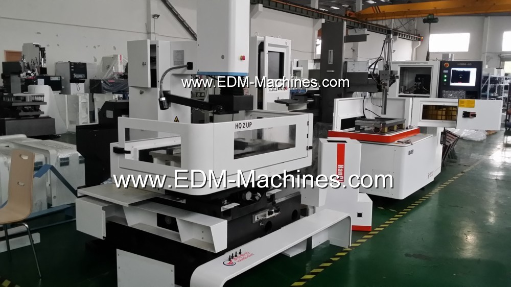 wire erosion machine