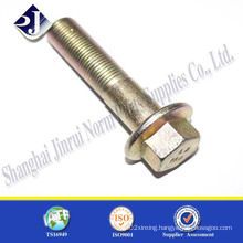 Made in China Steel M8 Hex Flange Bolt