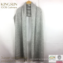 KS-040A Lochmere Cashmere Blanket Throw, Atacado Pure Mongolian 100% Cashmere Scarf Nepal Shawl Wrap