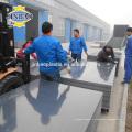 JINBAO cinza rígido 1,4 -1,8 densidade novo fabricante de folha de pvc rígido