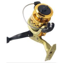 Bobine combinée et moulinet de pêche de qualité inférieure