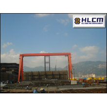 Shipyard Gantry Crane 08 with SGS