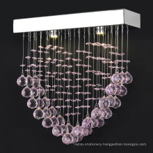 weddings led chandelier decoration stainless steel lighting