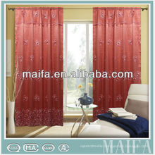 2016 new curtain designs 100% polyester germany sheer curtains fashion