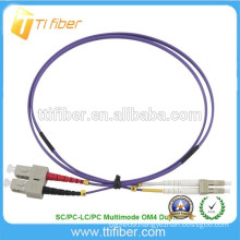 5M OM4 Fiber Optic Cable SC/LC