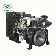 Motor refrigerado por agua Perkins Lovol 1004TG para generador