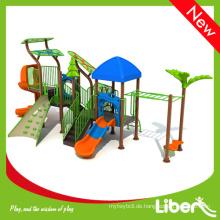 2014 New Designed Kinder Spielplatz Slide Importiert aus China für Business Plan