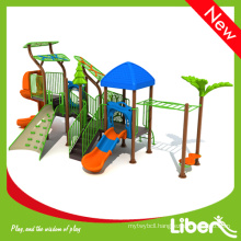 2014 New Designed Children Playground Slide Imported from China for Business Plan