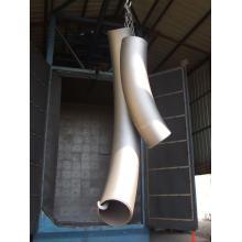 Seamless Weld Large Diameter Steel Fittings