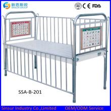 Krankenhaus Kinder medizinischen Stahl Bett Preis