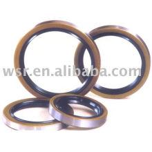 custom overmold rubber o-ring sealing -A560