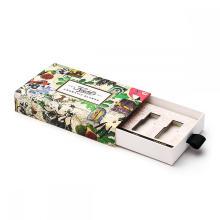 Cajas de papel cosméticas del cajón deslizante