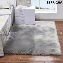 Long Pile Faux Sheep Fur Rugs Esfr-16A