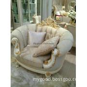 Solid Furniture, New Style soft sofa, fabric sofa
