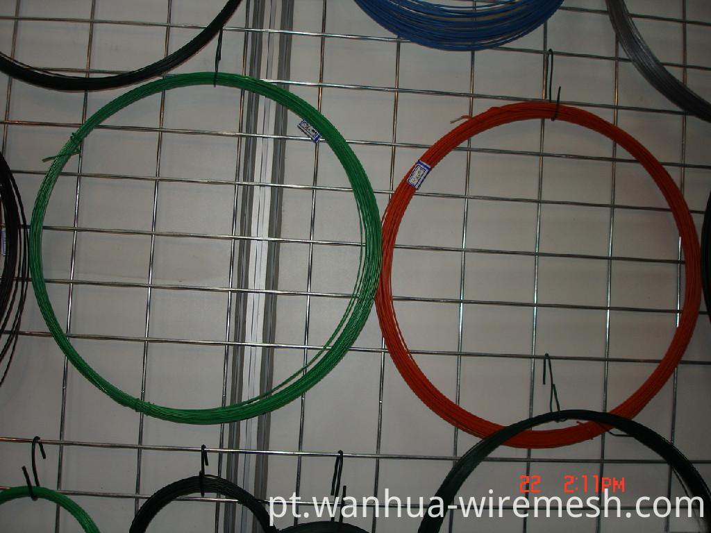 PVC Coated Galvanized Iron Binding Wire for construction (3)
