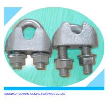 Câble d'acier malléable, Clip de câble DIN1142