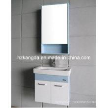 Cabinet de salle de bains en PVC / vanité de salle de bain en PVC (KD-297C)