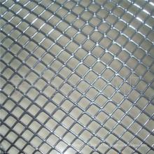 Folha de metal expandida 316L de aço inoxidável