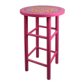 Big Wood red stools