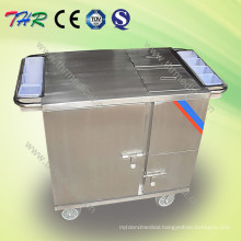 Electric Heating Dinner Trolley (THR-FC011)
